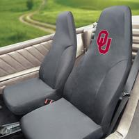 University of Oklahoma Sooners Embroidered Seat Cover