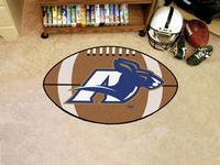University of Akron Zips Football Rug