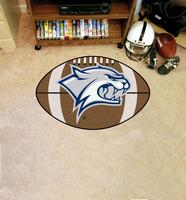 University of New Hampshire Wildcats Football Rug