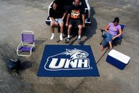 University of New Hampshire Wildcats Tailgater Rug