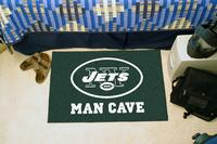 New York Jets Man Cave Starter Rug