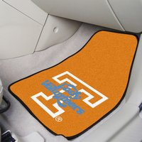 University of Tennessee Lady Volunteers Carpet Car Mats