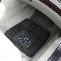 University of Pittsburgh Panthers Heavy Duty Vinyl Car Mats
