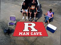 Rutgers Scarlet Knights Man Cave Ulti-Mat Rug