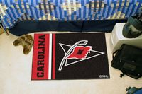 Chicago Blackhawks Starter Rug - Uniform Inspired