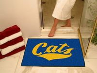 Montana State University Bobcats All-Star Rug