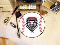 University of New Mexico Lobos Baseball Rug