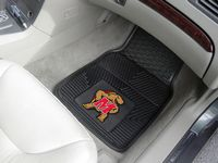 University of Maryland Terrapins Heavy Duty Vinyl Car Mats