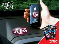 Texas A&M University Aggies Cell Phone Grips - 2 Pack