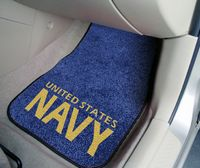 United States Navy Carpet Car Mats