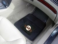 San Francisco Giants Heavy Duty Vinyl Car Mats