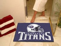 Tennessee Titans All-Star Rug