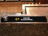 Chicago Blackhawks Drink/Bar Mat