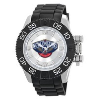 New Orleans Pelicans Men's Scratch Resistant Beast Watch