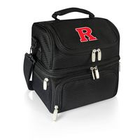 Rutgers Pranzo Lunch Tote - Black