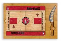 Toronto Raptors Icon Cheese Tray