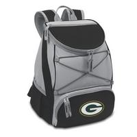 Green Bay Packers PTX Backpack Cooler - Black